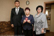 Семье пропавшего без вести героя Великой Отечественной войны вручили награду