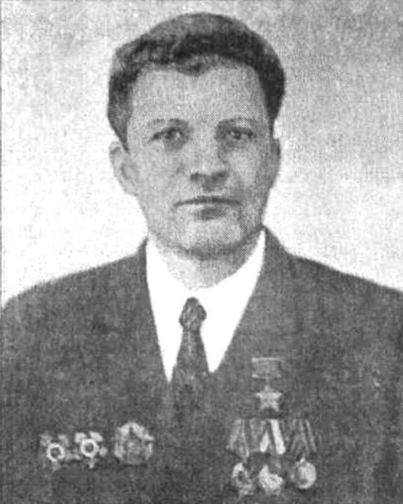 ЕМЕЛЬЯНОВ ВАСИЛИЙ АЛЕКСАНДРОВИЧ (1916 – 1980)