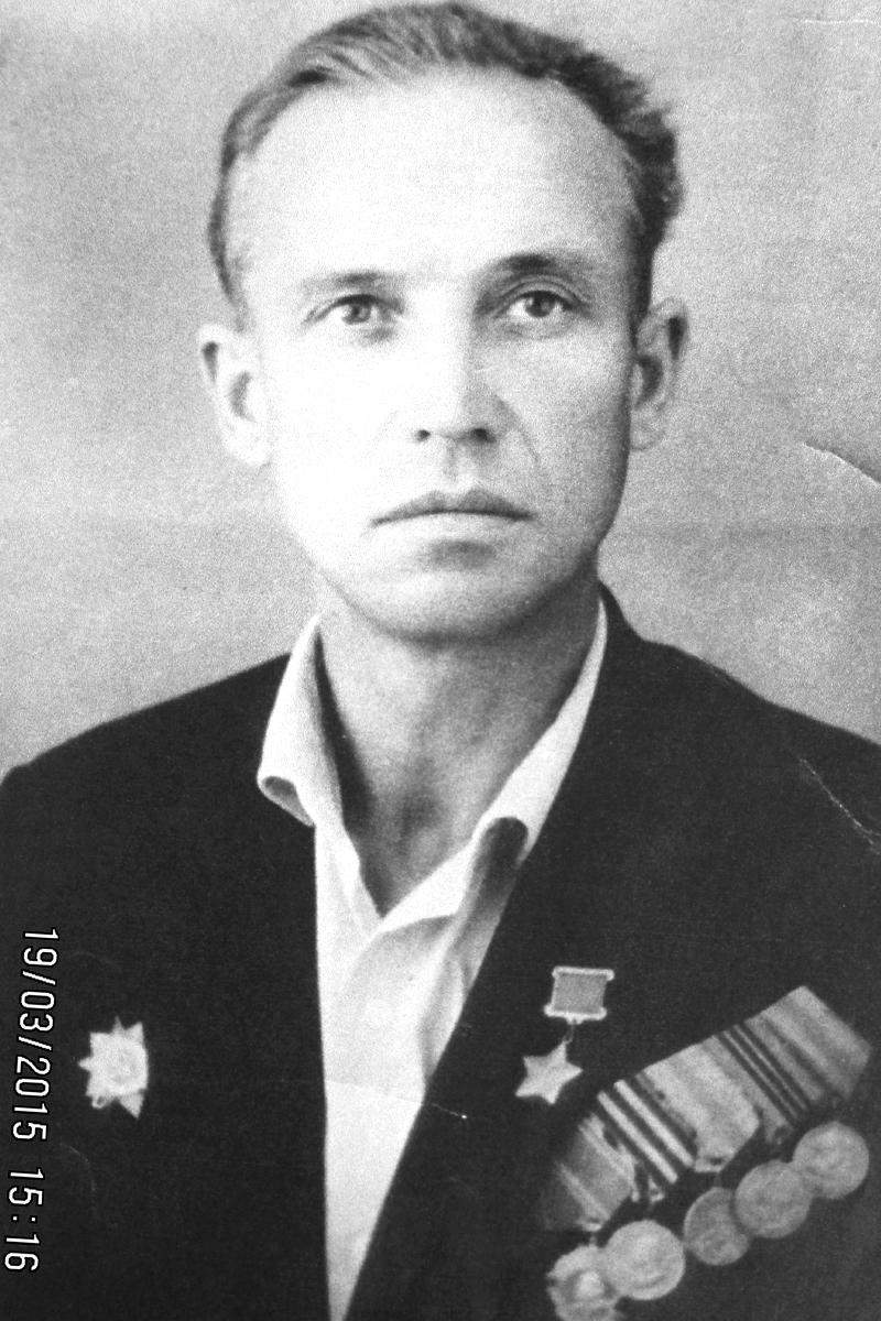 ГАГАНОВ АЛЕКСЕЙ ГЕОРГИЕВИЧ (1923 - 1991)