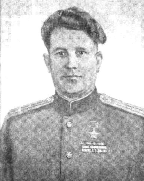 ИСАЕВ ВАСИЛИЙ ЕФИМОВИЧ (1915 – 1971)
