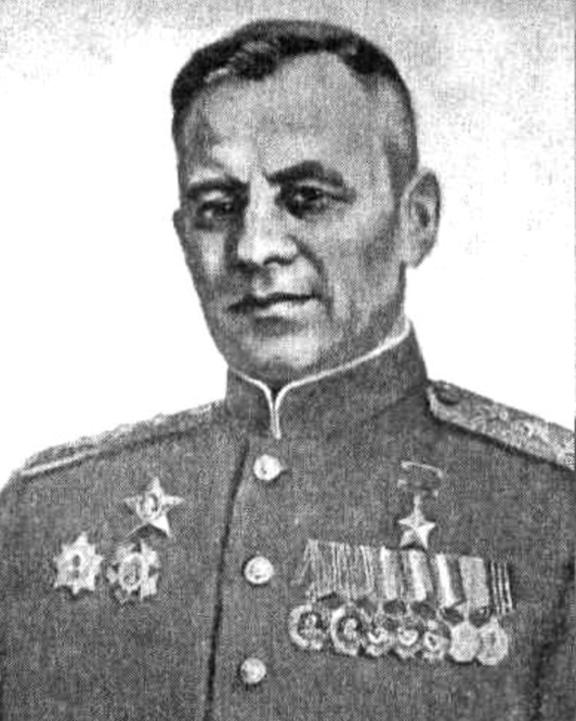 ЖЕРЕБИН ДМИТРИЙ СЕРГЕЕВИЧ (1906 – 1982)
