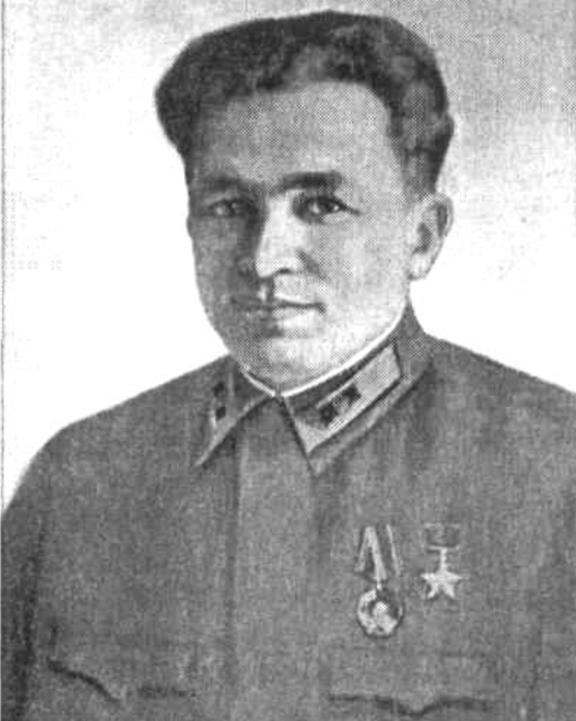 КУЗЬМИНОВ ИВАН ГЕРАСИМОВИЧ (1915 – 1945)
