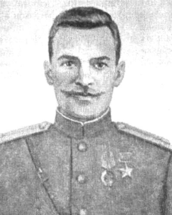 МИТЬКИН БОРИС ВИКТОРОВИЧ (1914 – 1943)