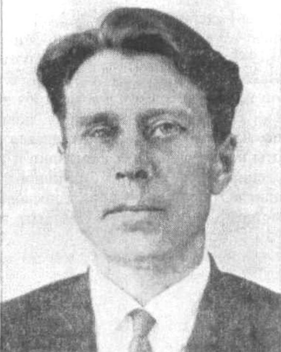 НЕХАЕВ МИХАИЛ КОНСТАНТИНОВИЧ (1925 –2007)
