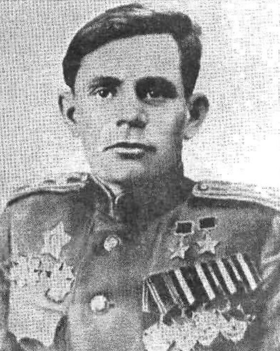 ПАРШИН ГЕОРГИЙ МИХАЙЛОВИЧ (1916 – 1956)