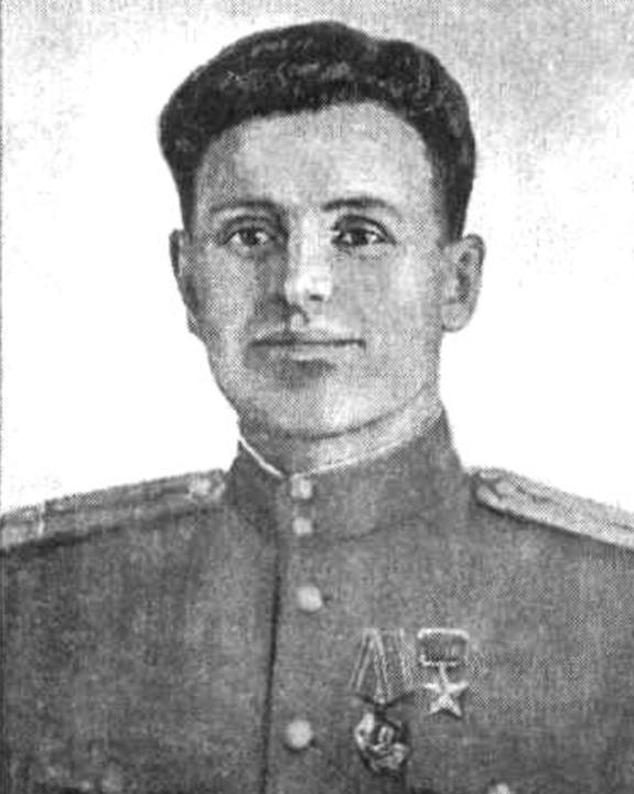 ШЛЯКОВ ИВАН ДМИТРИЕВИЧ (1920 – 1945)