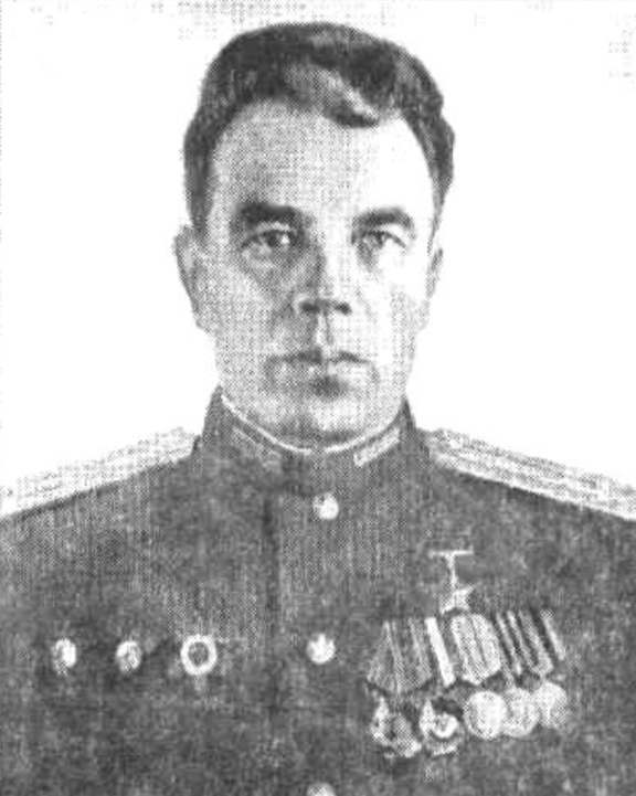 ШУБИН ВАСИЛИЙ АЛЕКСЕЕВИЧ (1904 – 1964)