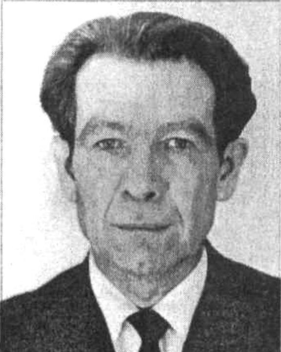 СМИРНОВ АЛЕКСАНДР ЯКОВЛЕВИЧ (1922 – 1985)