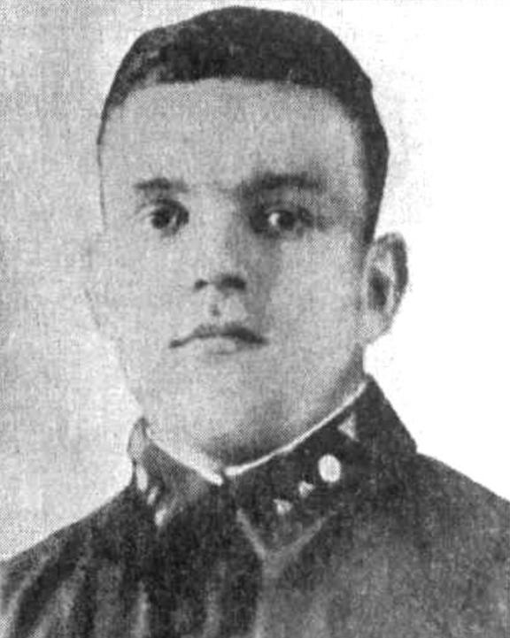 СУРИКОВ АЛЕКСЕЙ ПАВЛОВИЧ (1917 – 1943)